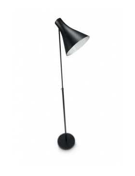 Drin Floor Lamp Black 1X42W 230V
