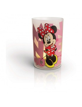 Dıs Candles Minnie Mouse 1 Set White